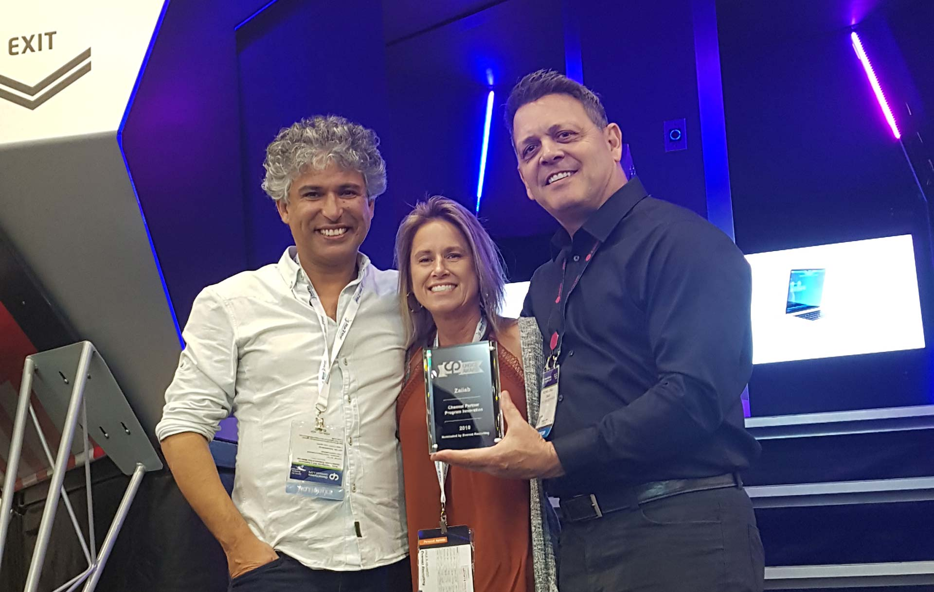 Zailab Recognized at Channel Partners Conference & Expo Awards